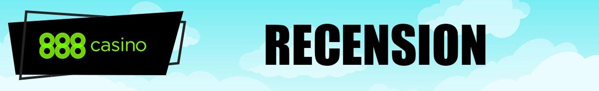 888 Casino-recension
