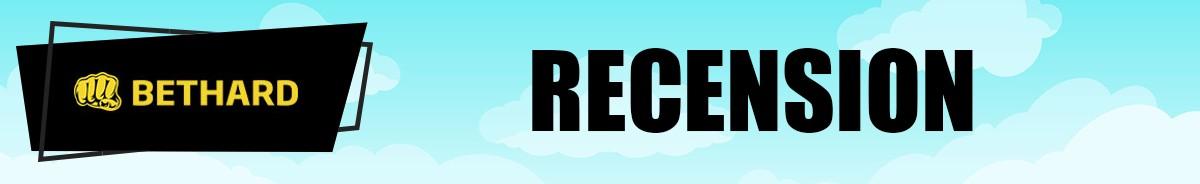 BetHard Casino-recension