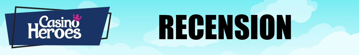 Casino Heroes-recension