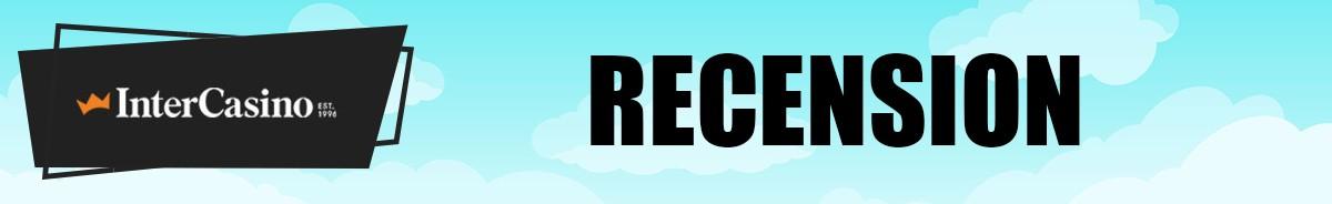 InterCasino-recension