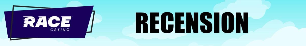 Race Casino-recension