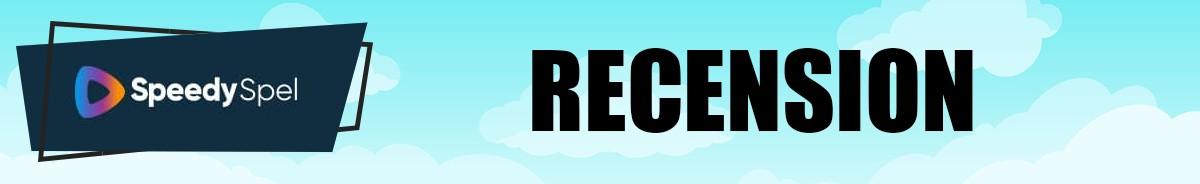 Speedy Spel-recension
